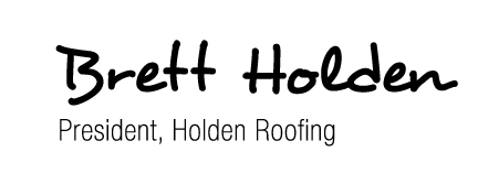 owner of holden roofing texas