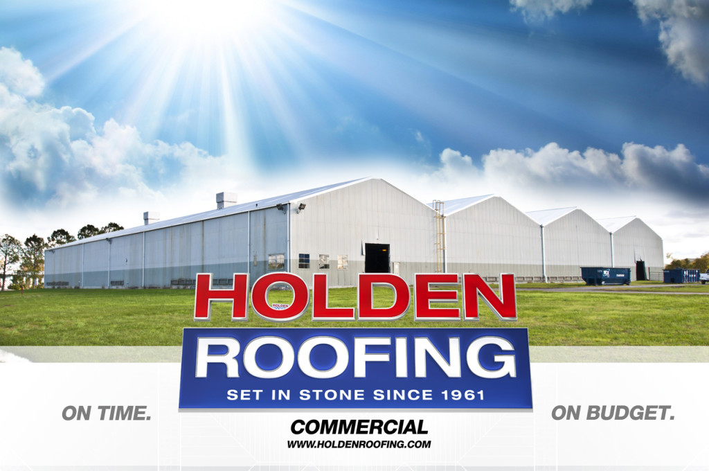Holden Roofing Austin Commercial roof leak and commercial roof repairs